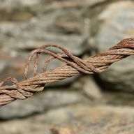 unravel rope